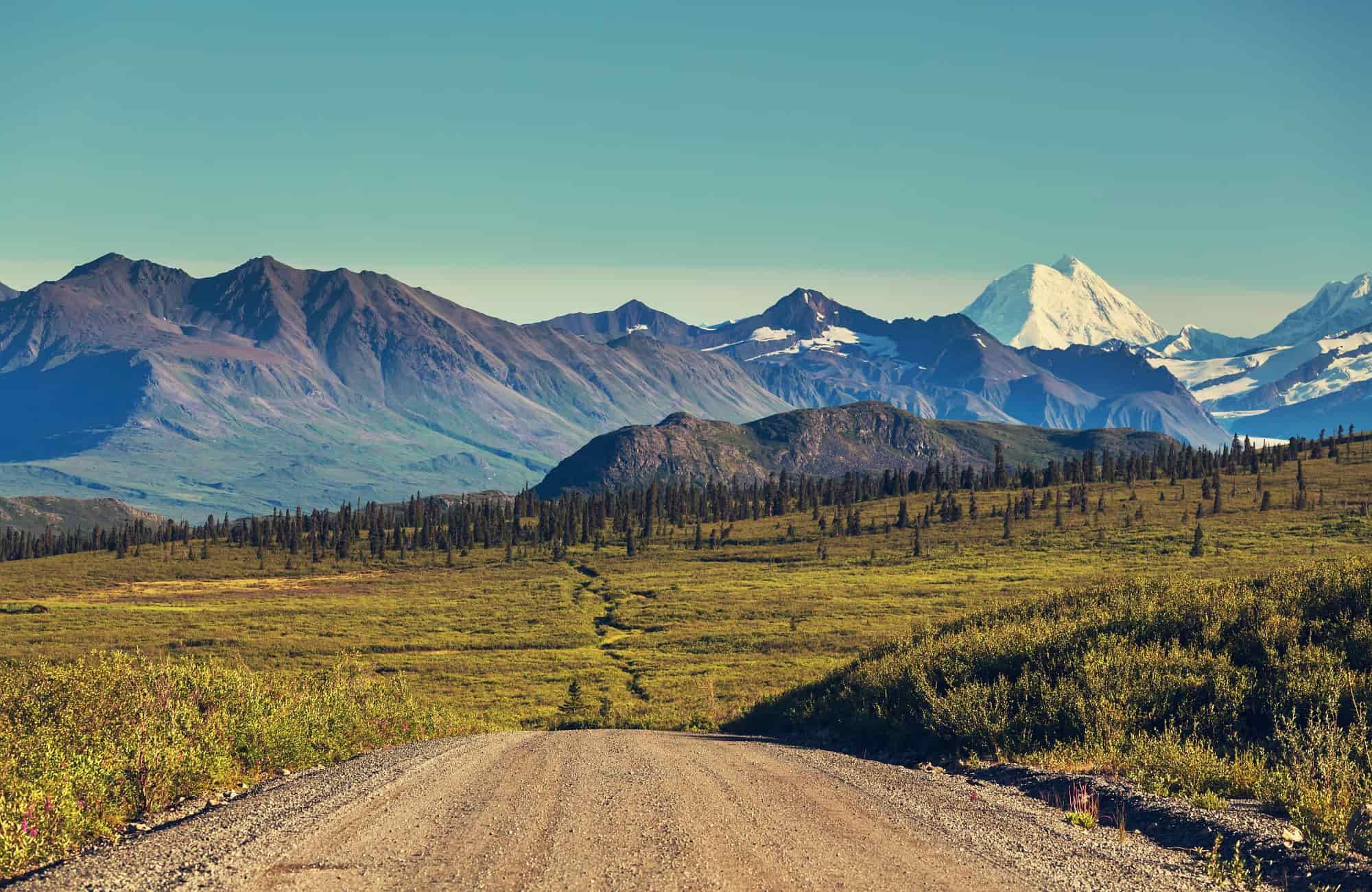 Voyage Alaska - Les routes désertiques d'Alaska - Amplitudes
