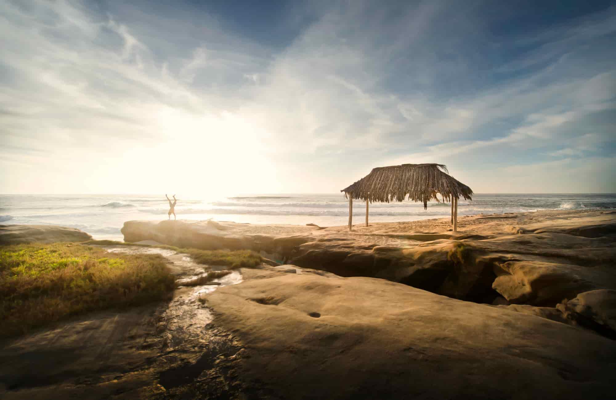 Voyage Californie - Plage de San Diego - Amplitudes