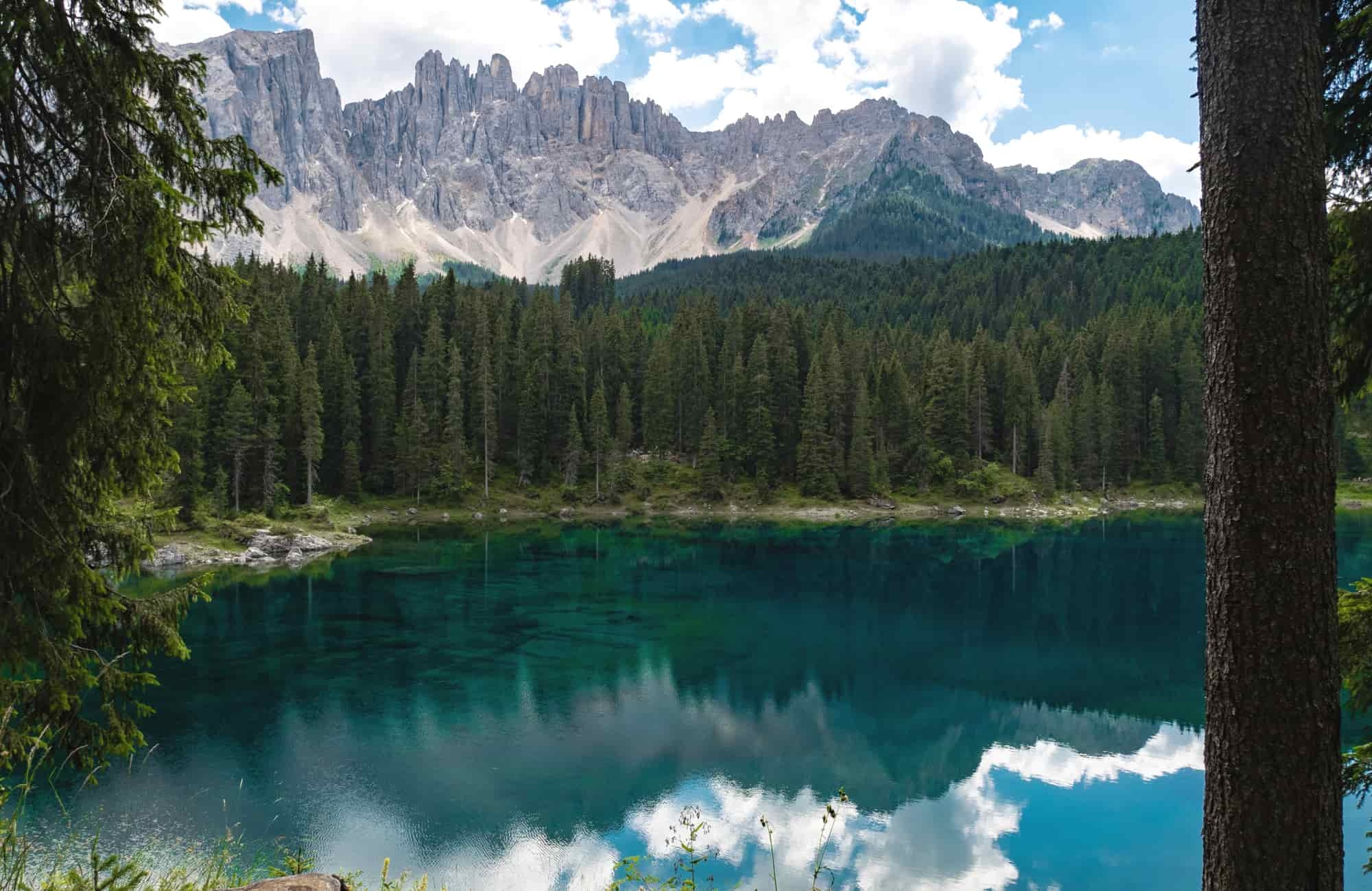 Voyage Italie - Les dolomites - Amplitudes