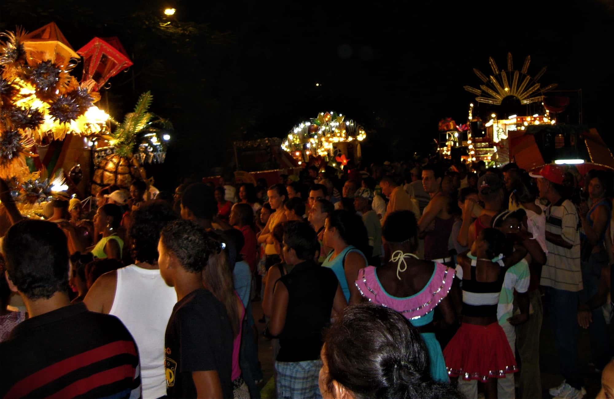 Carnaval Santiago - Cuba - Crédit Photo : Marianne