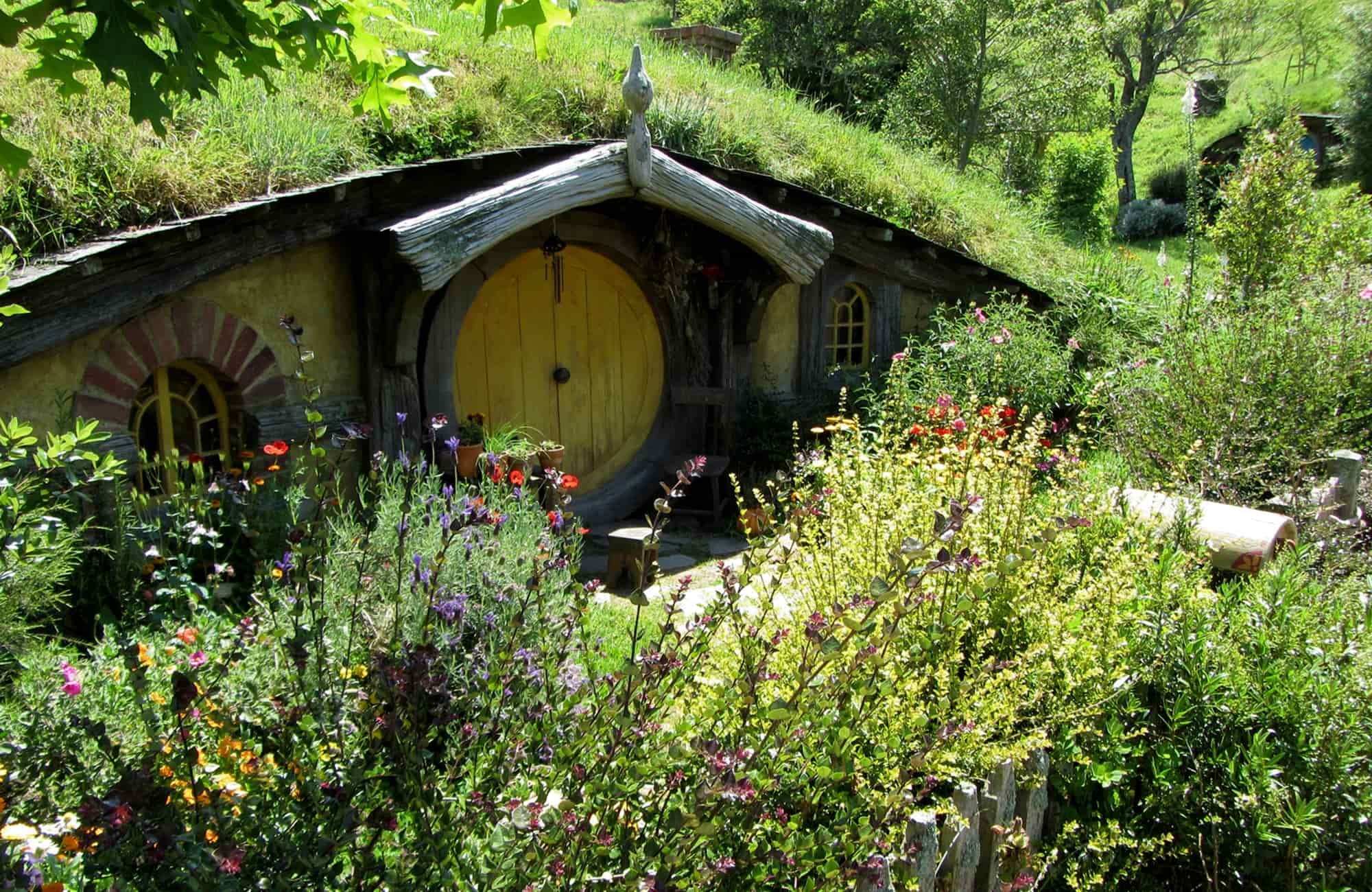 Hobbiton - Nouvelle Zélande - Marianne