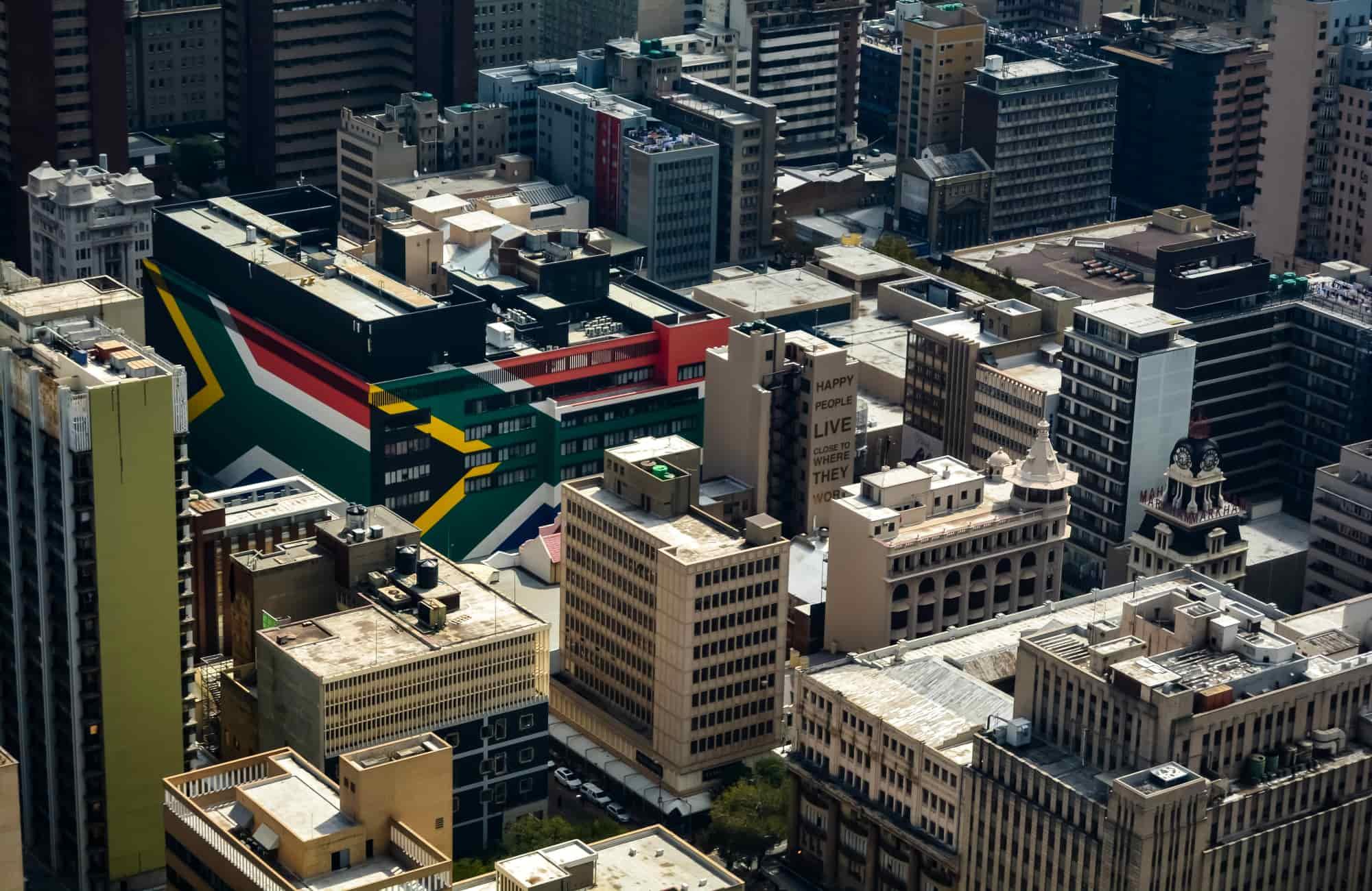 Voyage Afrique du sud - Johannesburg - Amplitudes