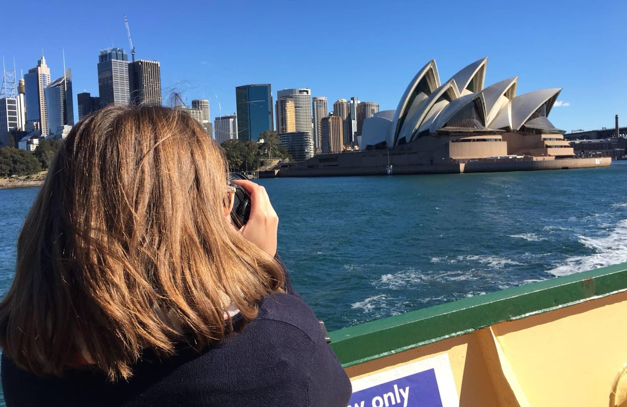 Opéra Sydney - Australie - Crédit Photo : Marianne