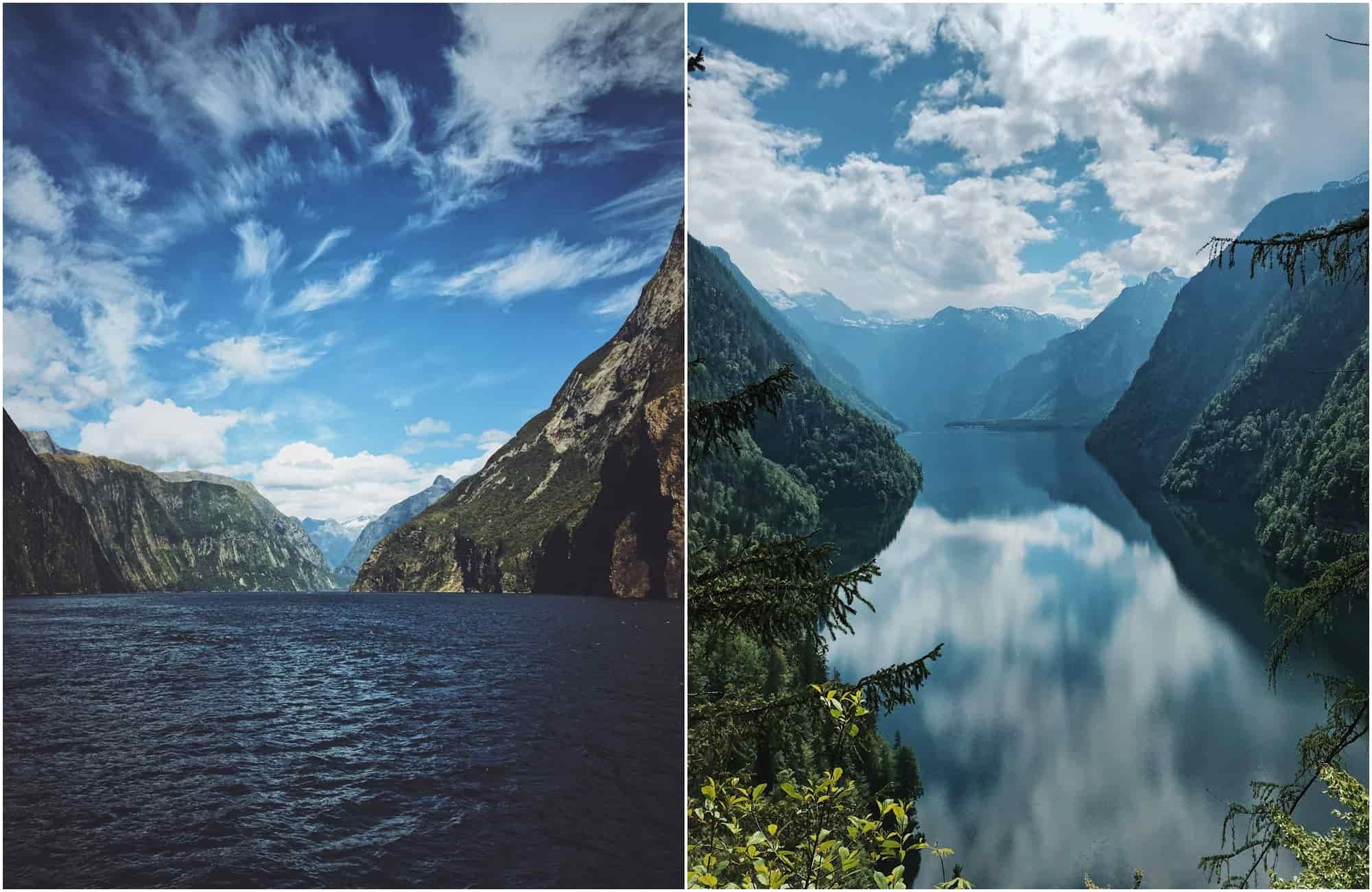 Voyage Allemagne - Nouvelle Zélande - Amplitudes