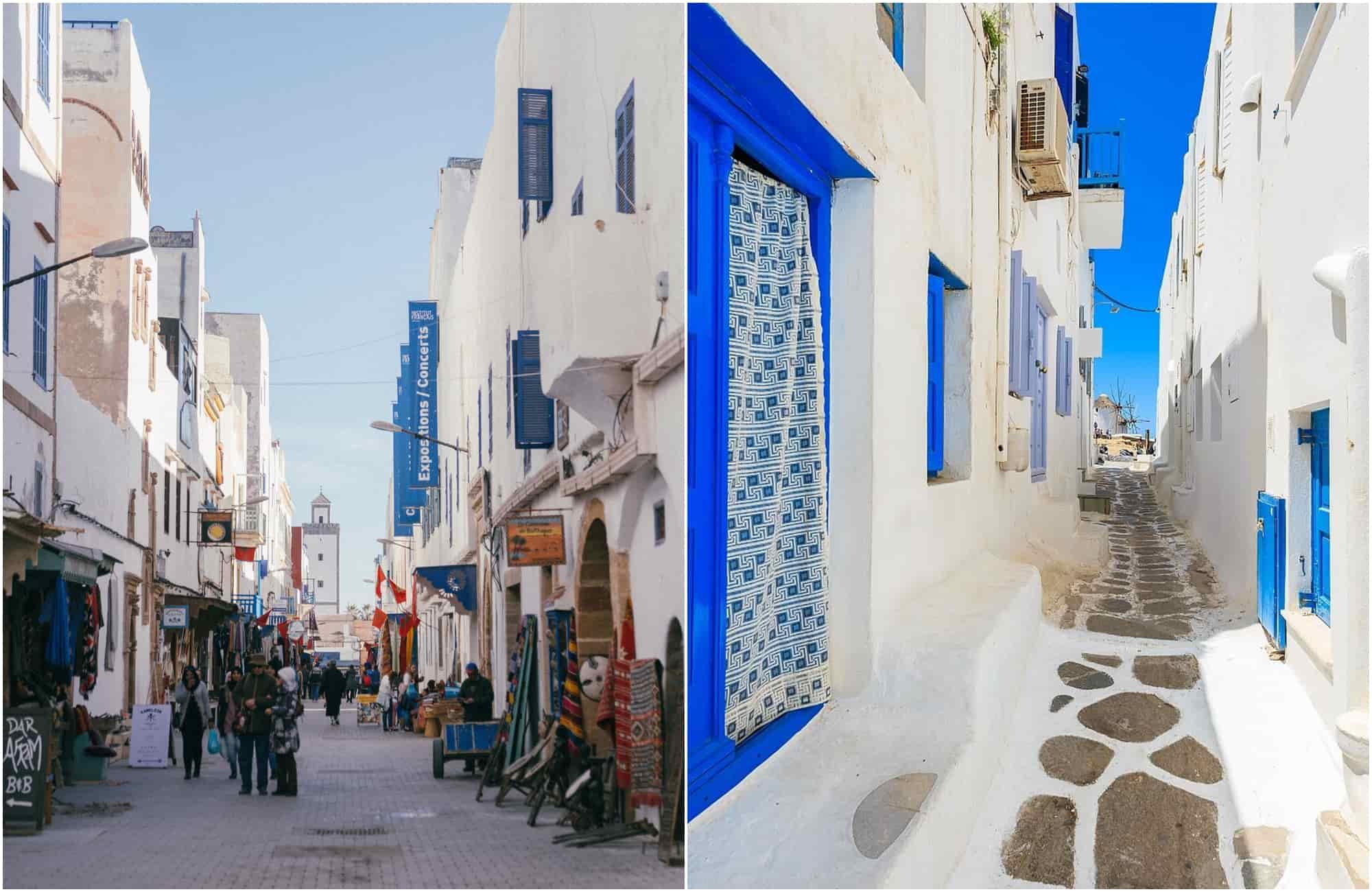 Voyage Grèce - Maroc - Amplitudes