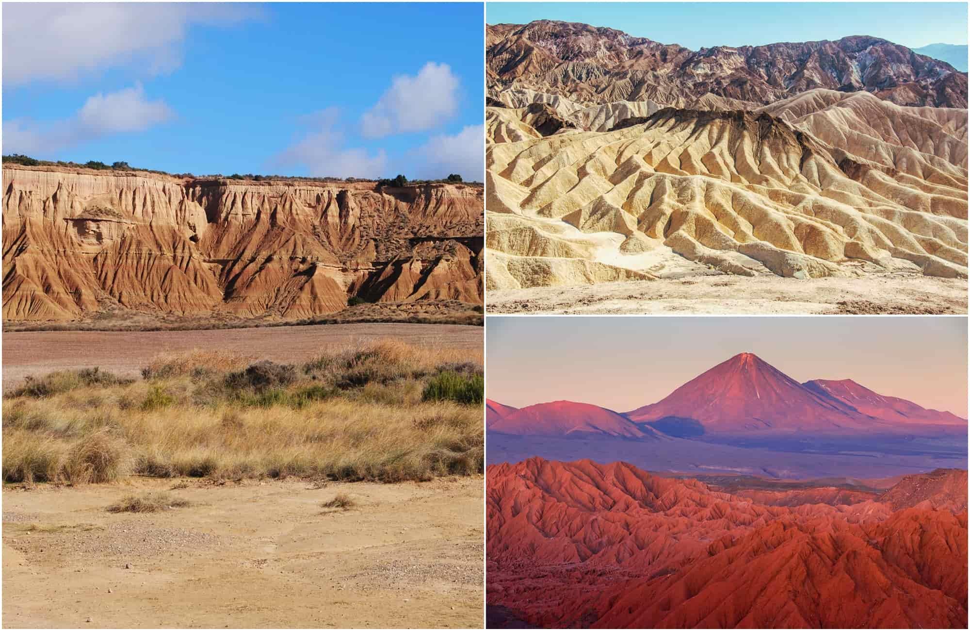 Voyage Espagne - Death Valley - Vallée de la Lune - Amplitudes