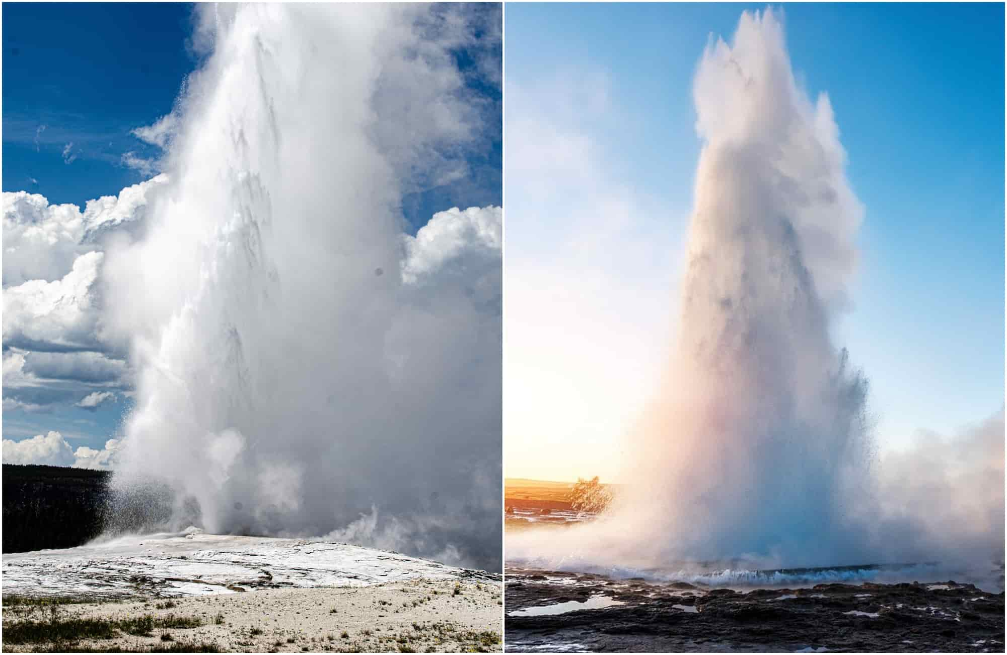 Voyage Yellowstone - Islande - Amplitudes