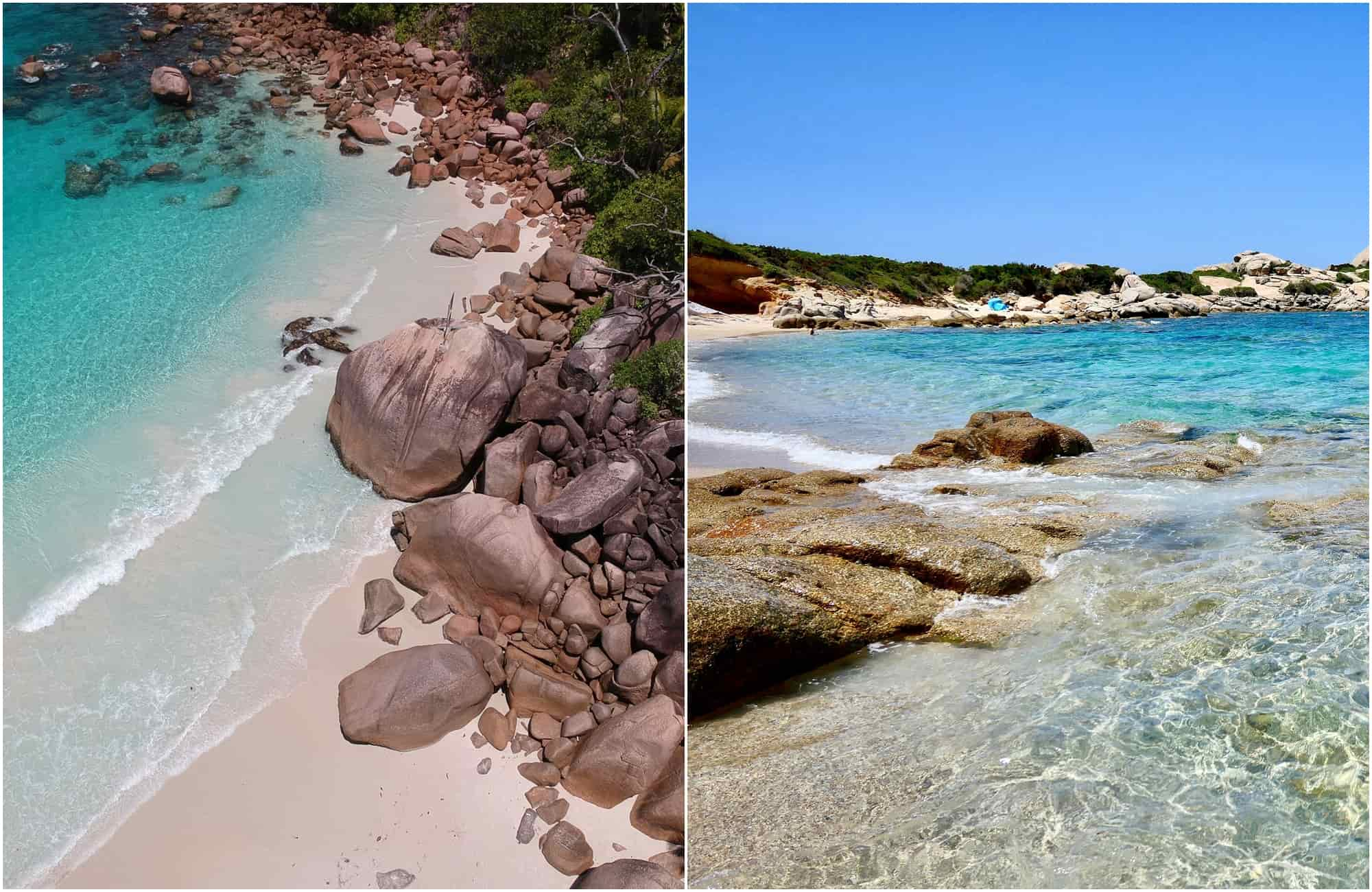 Voyage Sardaigne - Seychelles - Amplitudes