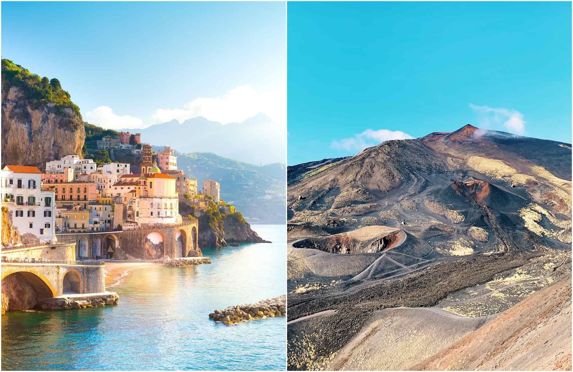 Voyage Italie - Amalfi - Etna - Amplitudes
