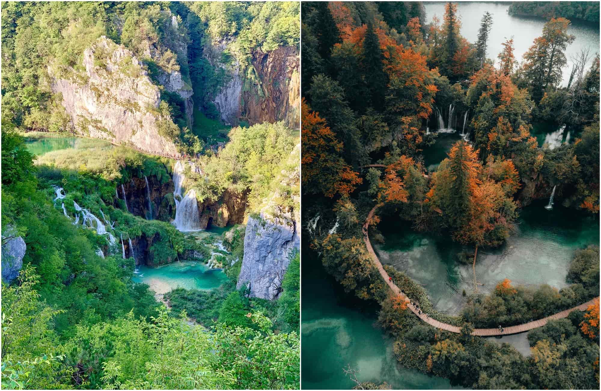Voyage Croatie - Parc de Plitvice - Amplitudes