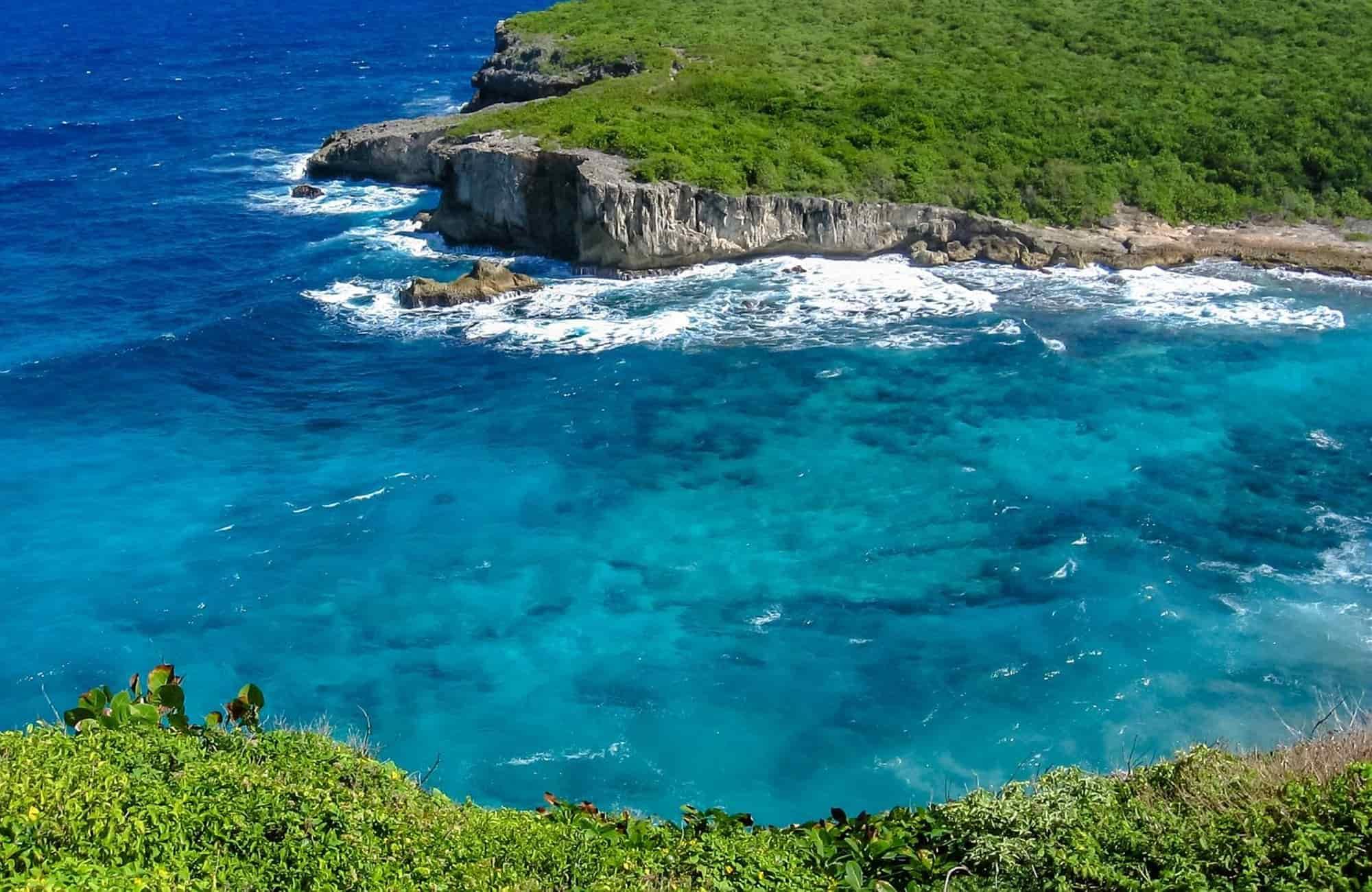 Voyage Guadeloupe - Grande-Terre - Porte d'Enfer - Amplitudes