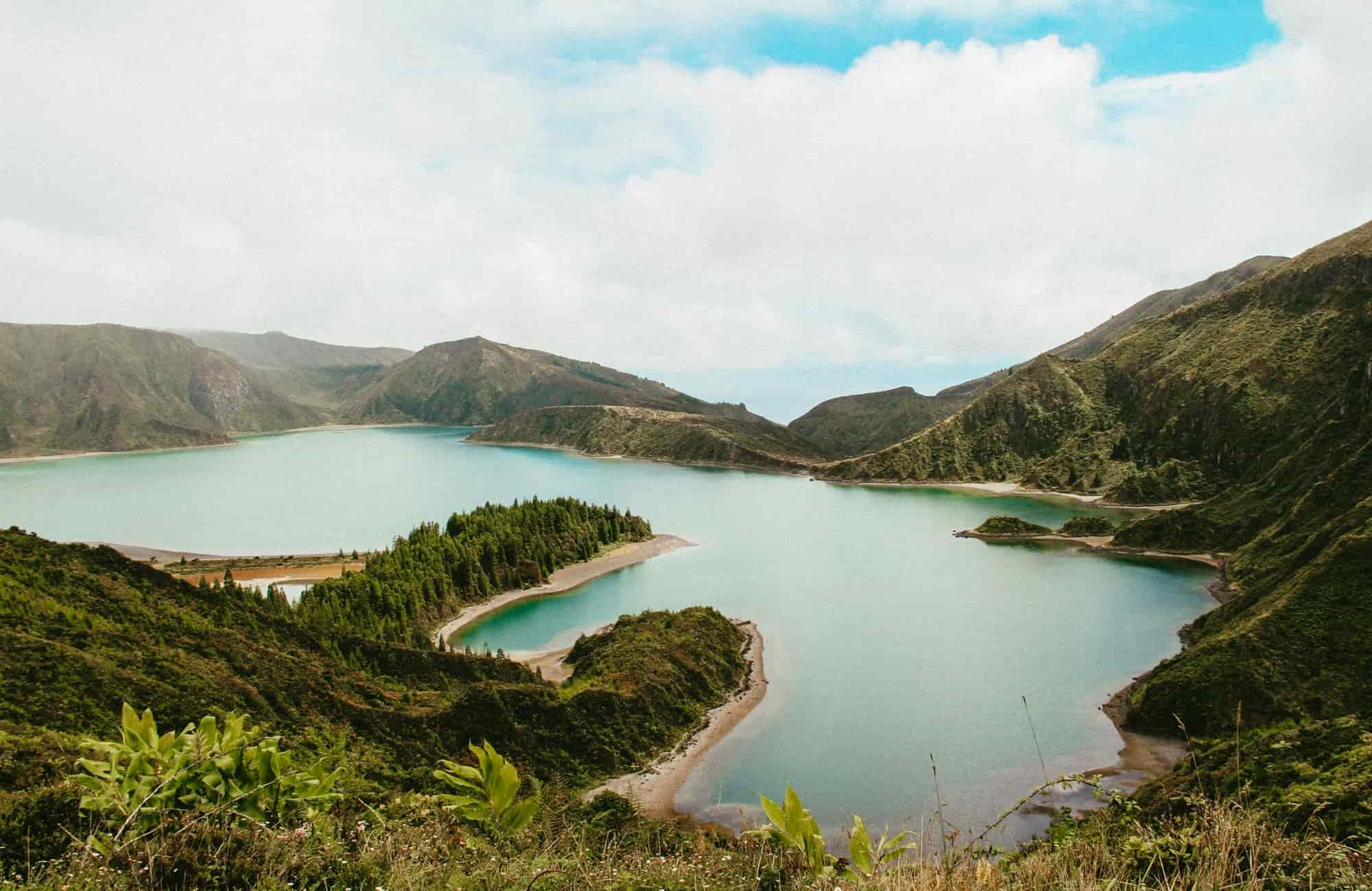 Voyage Açores - Lagoa do Fogo - São Miguel - Amplitudes