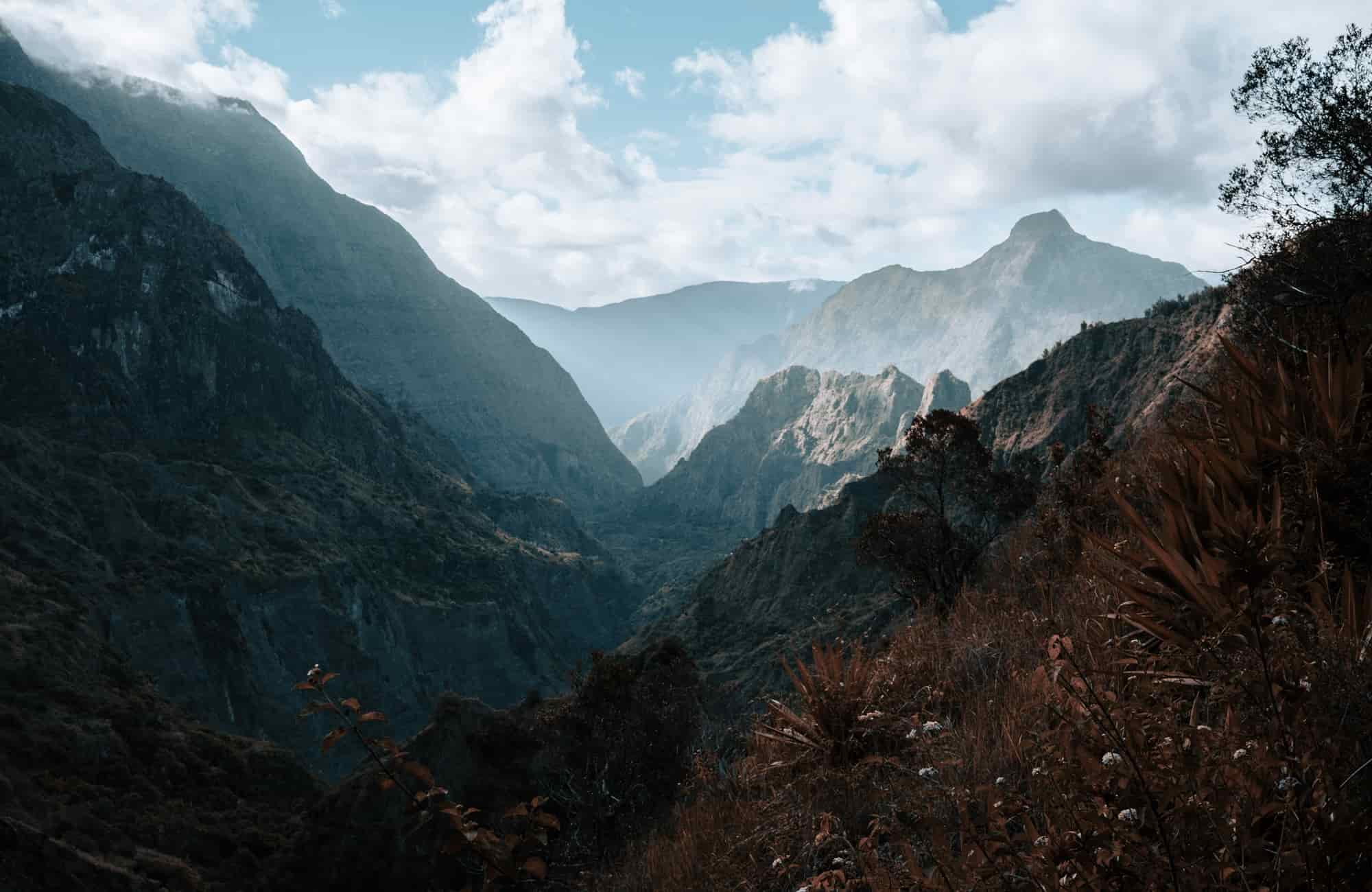 Voyage La Réunion - cirque Mafate - Amplitudes