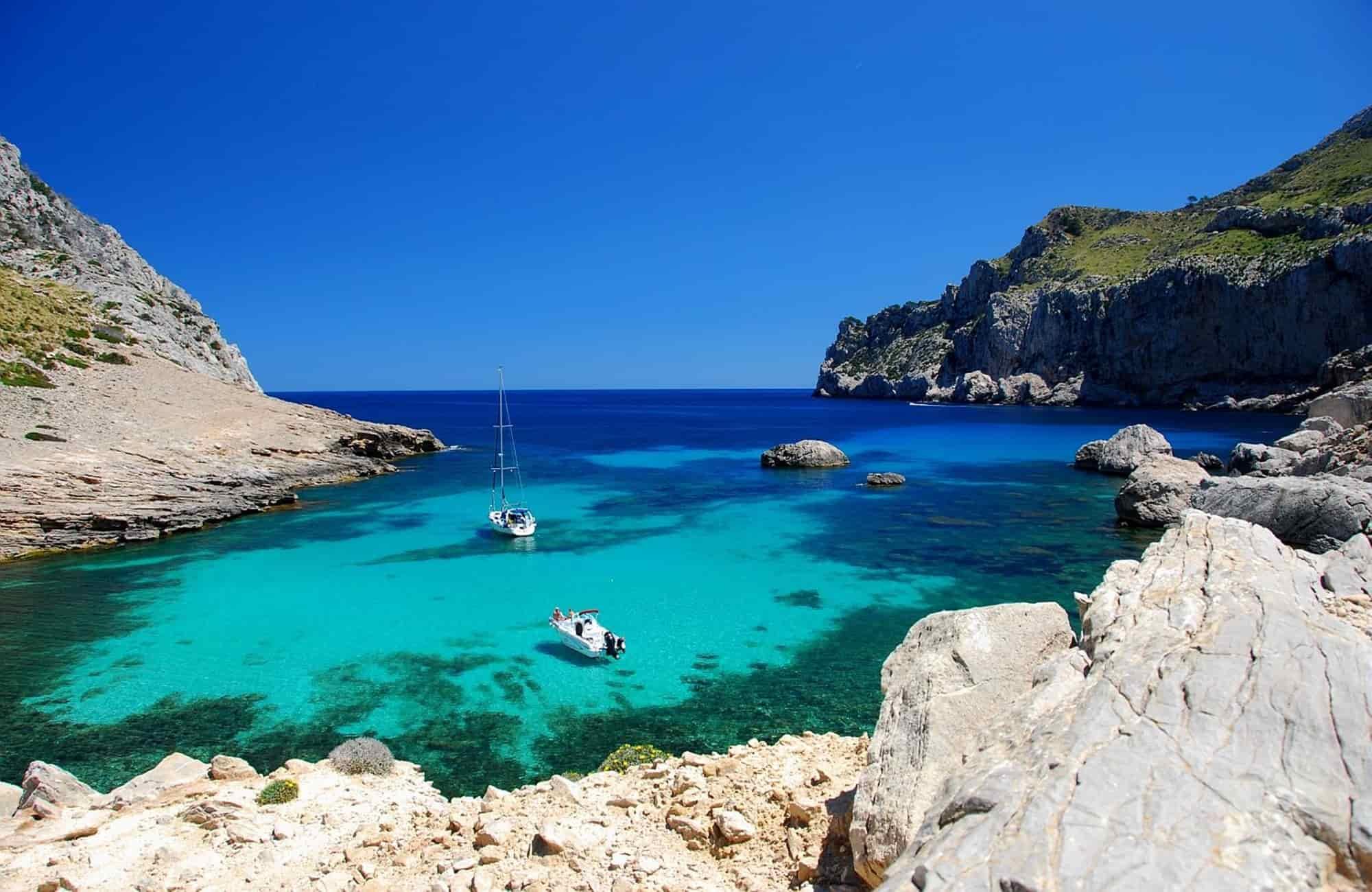 Voyage Baléares - Majorque - Amplitudes