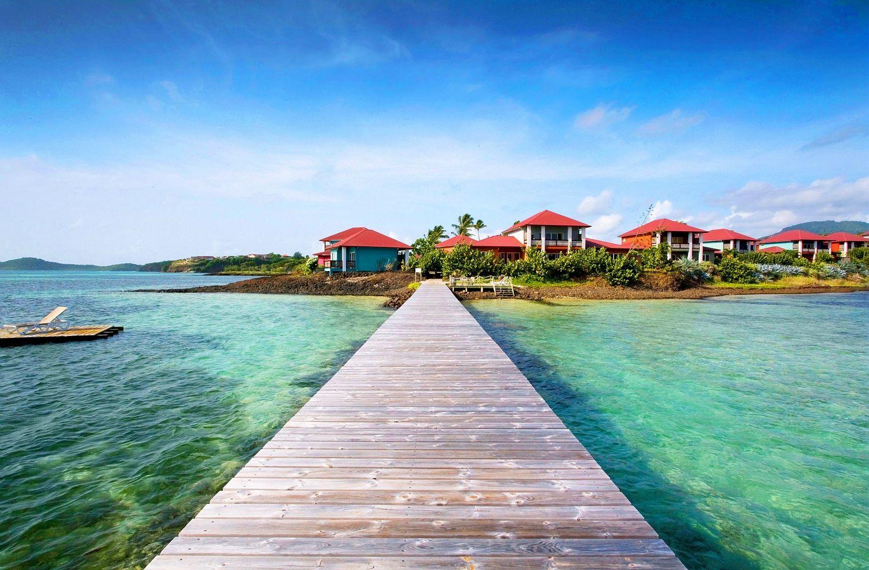 Voyage Martinique - Ponton - Amplitudes