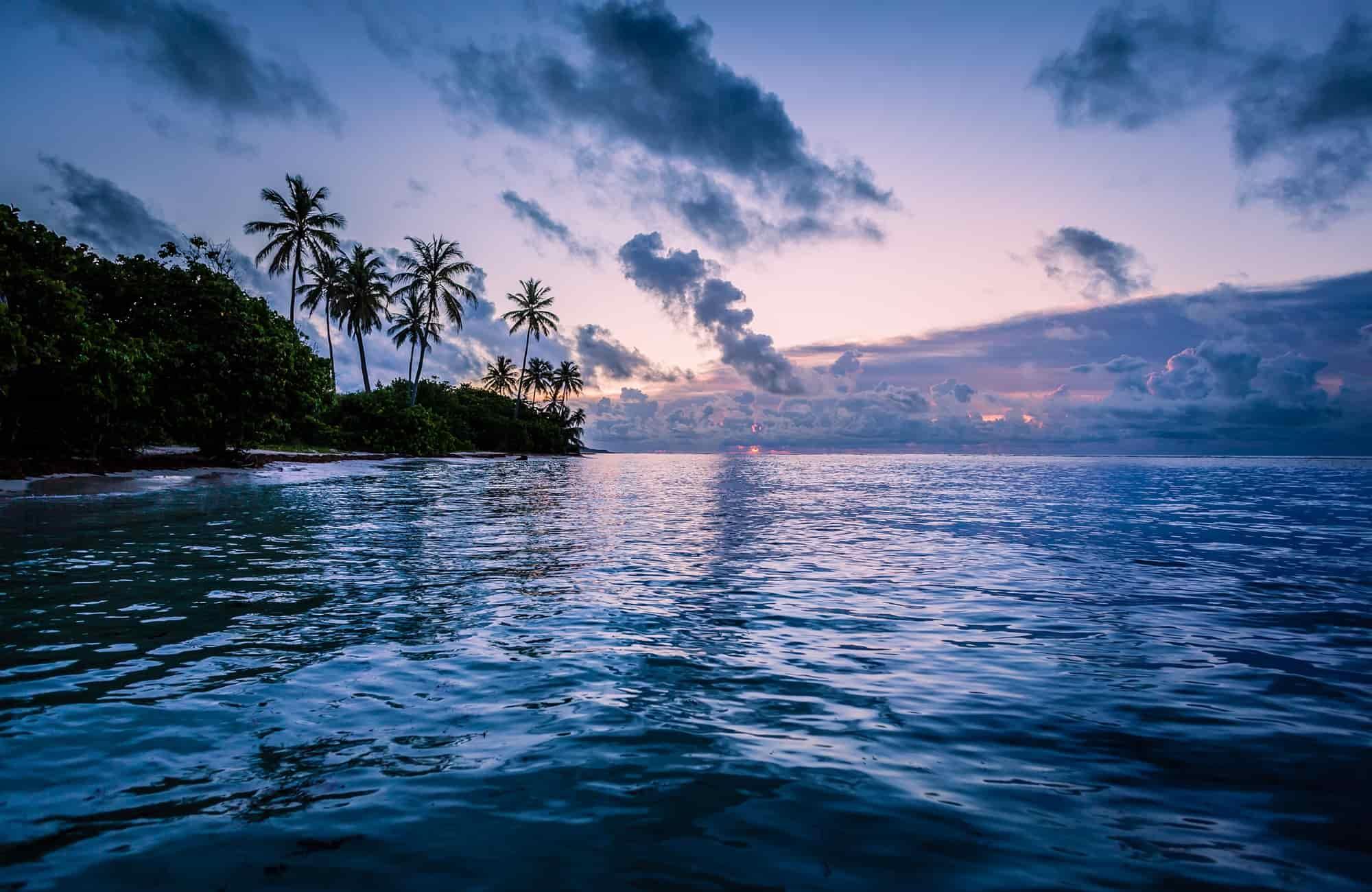 Voyage Guadeloupe - Sainte Anne - Amplitudes