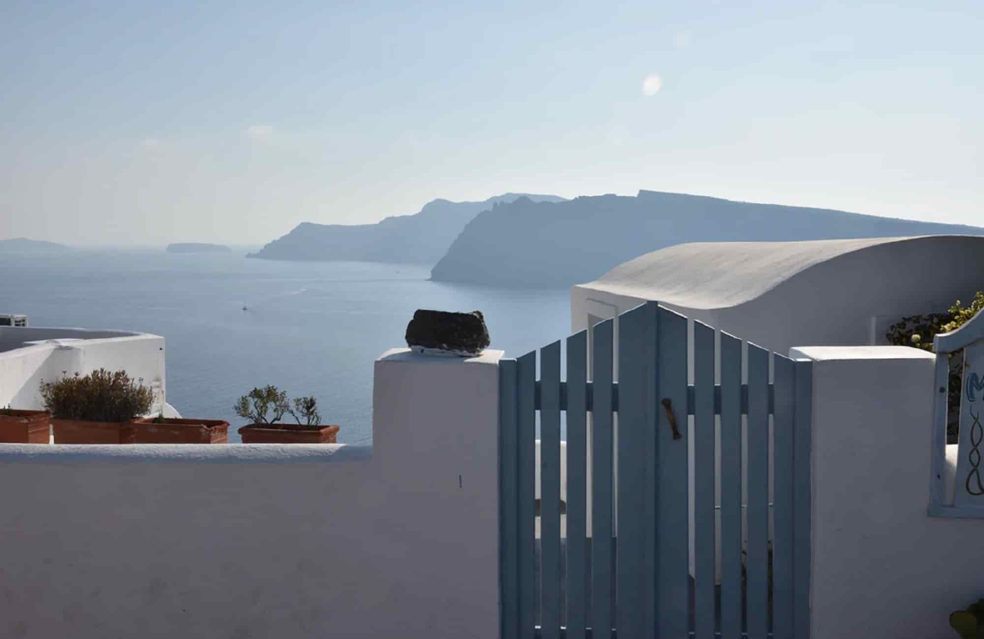 Voyage Cyclades - Santorin - Amplitudes