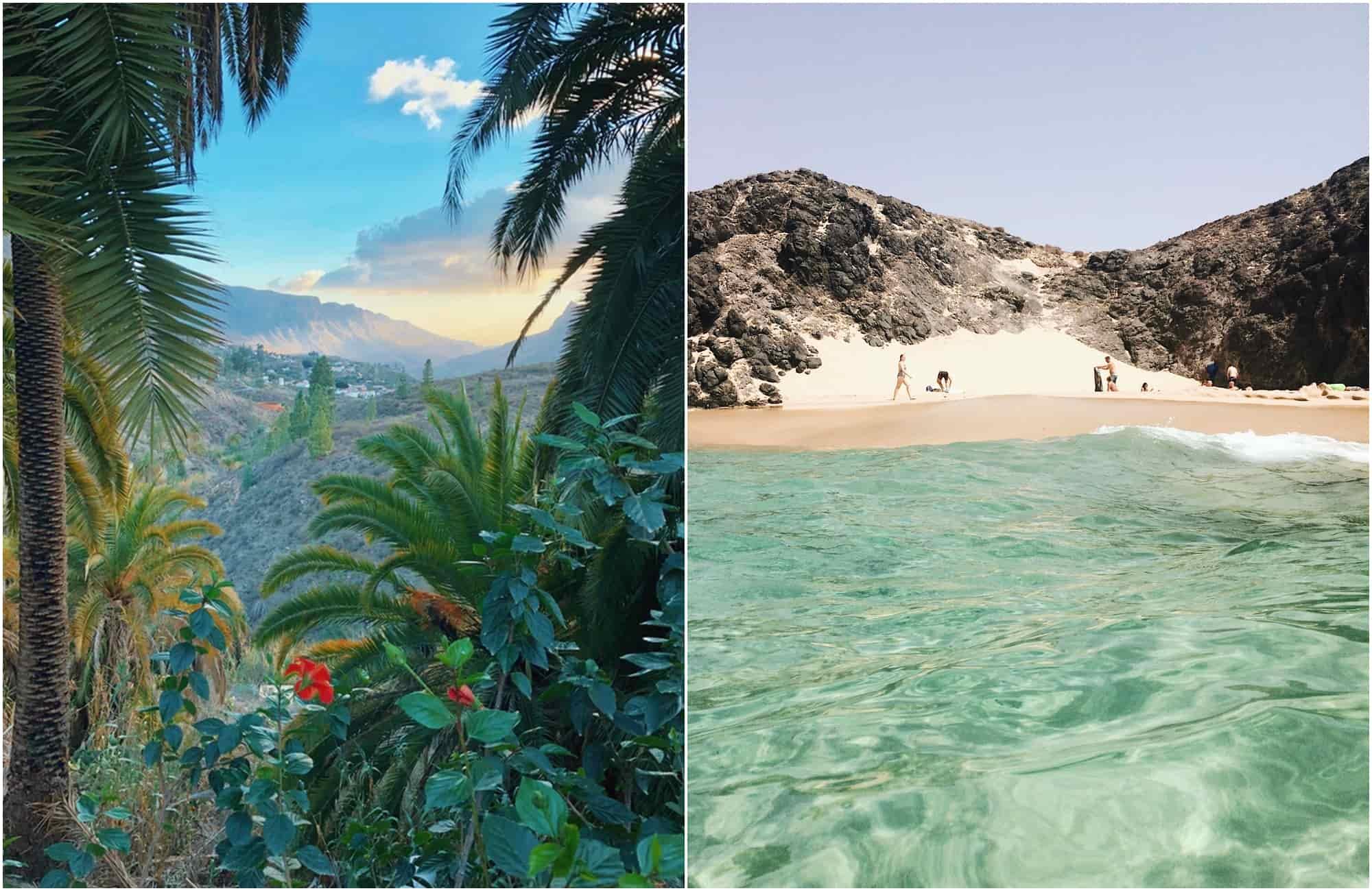 Voyage Canaries - Gran Canaria et plage - Amplitudes