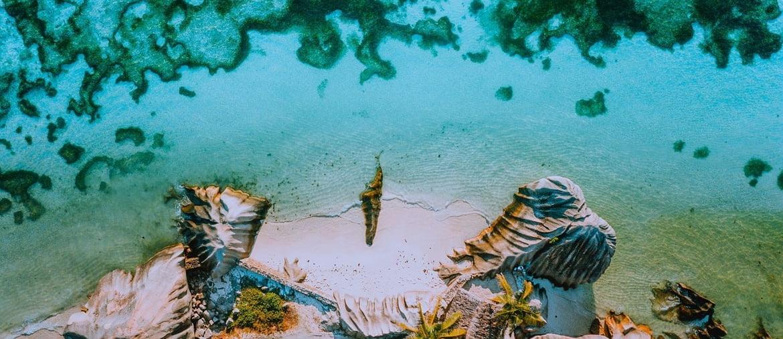 Voyage Seychelles - plage et rocher - Amplitudes