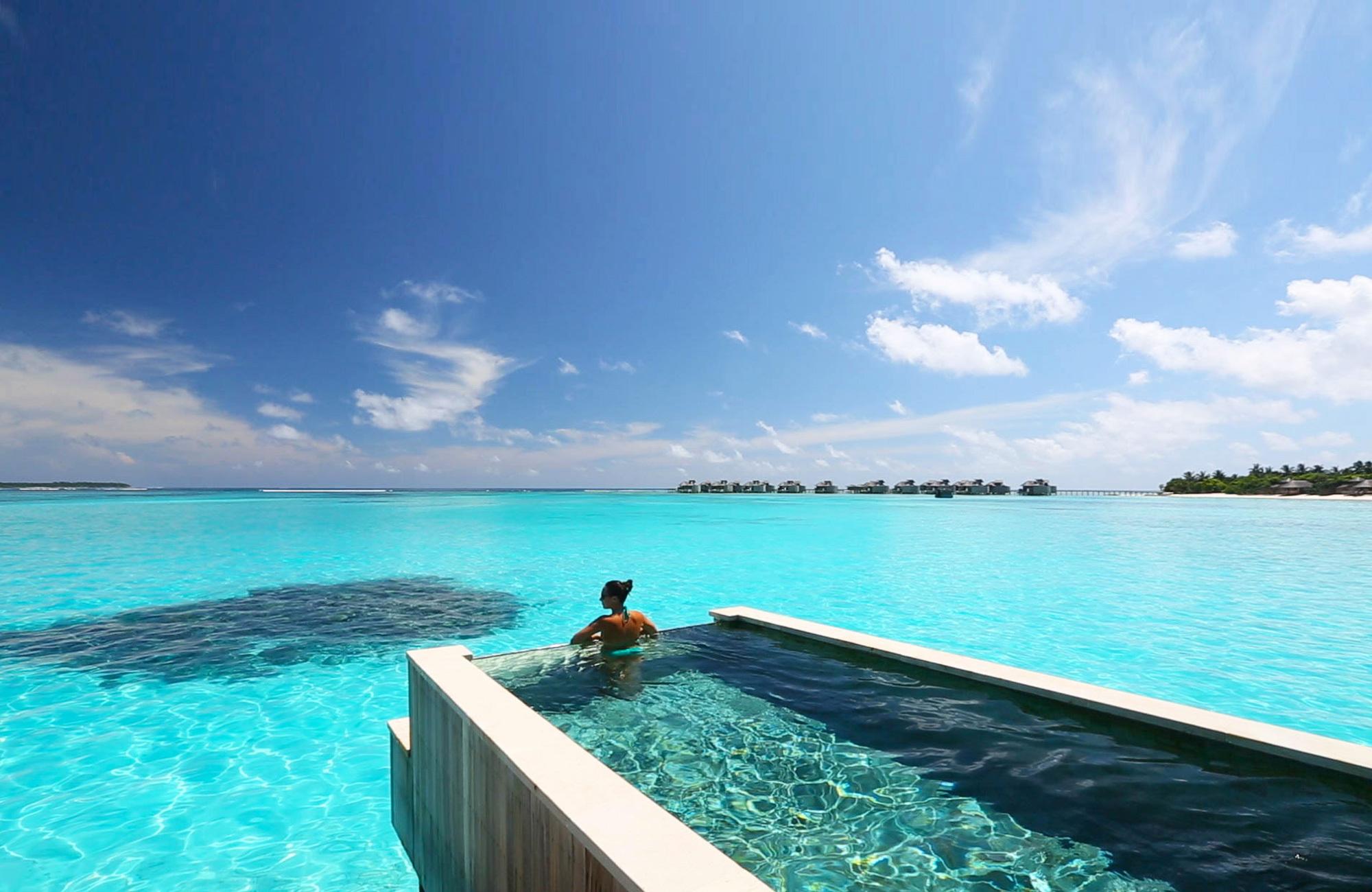 Séjour Maldives - Piscine Six Senses Laamu - Amplitudes