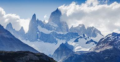 Argentine - Montagne Fitz Roy en Patagonie
