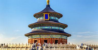 Chine - Temple du Ciel à Pékin