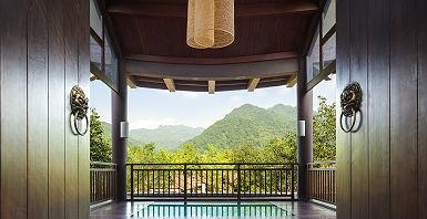 Six Senses Qing Cheng Mountain - Sichuan - Chine