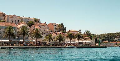Ile de Hvar - Croatie