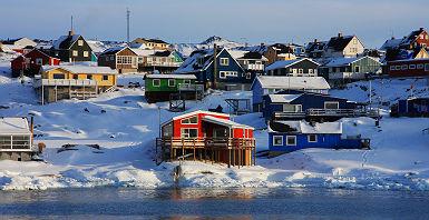Ilulissat, Groënland