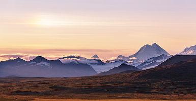 Alaska - Parc National Denali