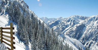 Aspen Highland Mountains - Colorado - USA