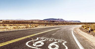 Etats-Unis - Sur la route 66