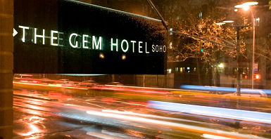 Gem Hotel Soho - New-York - USA
