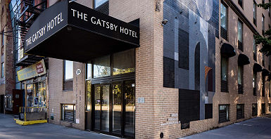 Gatsby Hotel Soho - New-York - USA