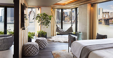 1 Hotel Brooklyn Bridge - New-York- USA