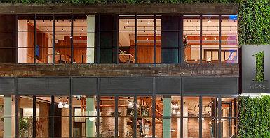 One Hôtel Central Park - Vue extérieure de l'établissement