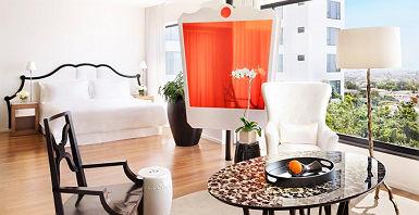 Mondrian - Los Angeles - USA