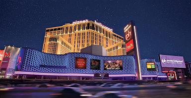 Planet Hollywood - Las Vegas - USA