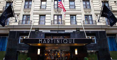 Martinique New York Hilton - Broadway - New-York - USA (anciennement Radisson)