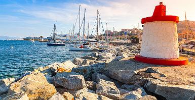 Ajaccio en Corse - France