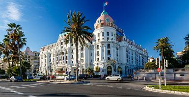Hotel Le Negresco à Nice - France