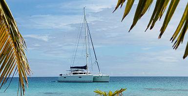 Croisière Dream Yacht Charter - Catamaran Eleuthera 60