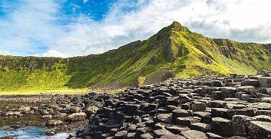 Irlande du Nord - Au coeur du giant's causeway, Bushmills