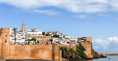 Rabat de Medina, Maroc