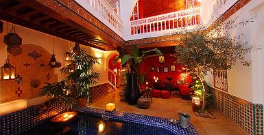 Terrasse Des Oliviers - Marrakech - Maroc