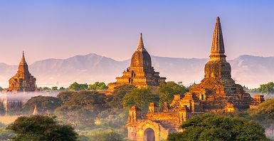 Bagan - Birmanie (Myanmar)
