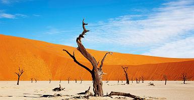 Namibie - Désert du Namib, Sossusvlei