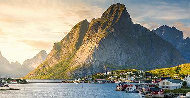 Reine, Iles Lofoten - Norvège