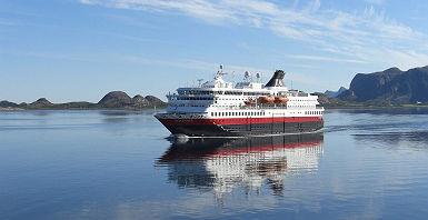 Croisière Hurtigruten - Bateau MS Nordkapp
