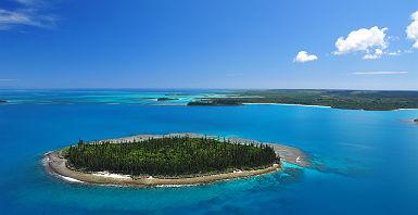 Ilot Bayonnaise Ile des pins - Nouvelle Calédonie